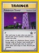 Pokémon Tower from Black Star Promos (Wizards)