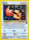 Eevee from Black Star Promos (Wizards)